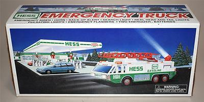 Hess Emergency Truck 1996 ~ Nib!
