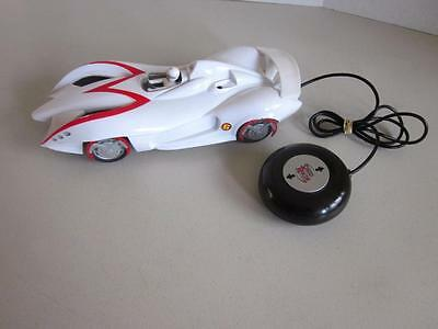 SPEED RACER #5 Remote control CAR by TYCO Looks Great WORKS Great! 2006