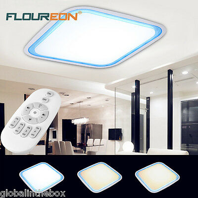 36W LED Lampara Plafon Iluminacion de techo inalambrico Control Ceiling Light ES