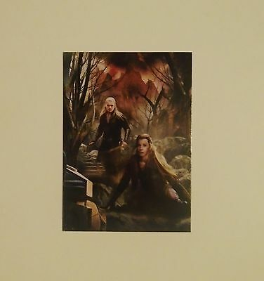 The Hobbit: The Battle of the Five Armies, P5 puzzle promo card from 2015.