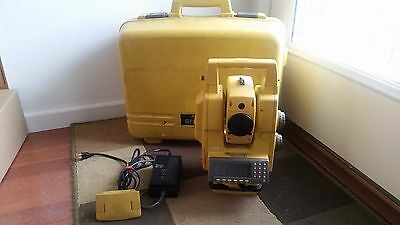 Topcon total Station GTS-802A