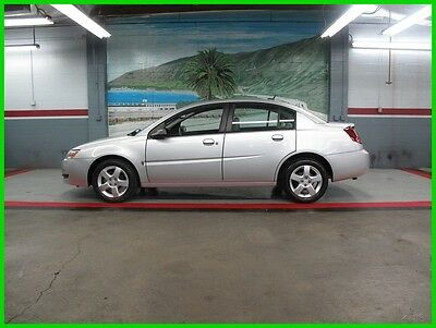 2007 Saturn Ion 2 Please scroll down and look at all Detailed Pics and Carfax Report