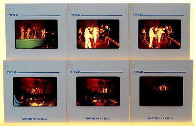 6 DOLLY PARTON Vintage UNPUBLISHED? 1971 CONCERT Photo Slide / COUNTRY MUSIC