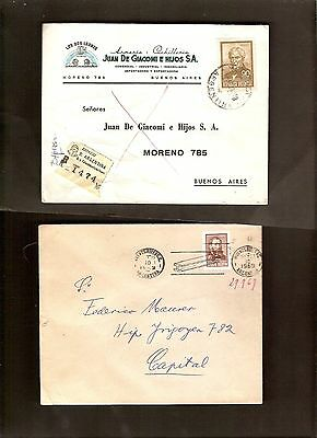 ARGENTINA lot of 20 COVERS LOT #13