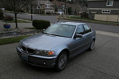 2003 BMW 3-Series 330XI 2003 BMW 330xi AWD E46