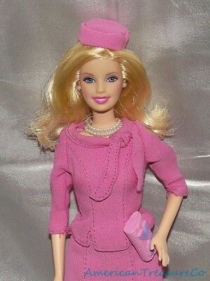 2003 Barbie Collector Legally Blonde Elle Woods Doll Generation Girl Pink Suit