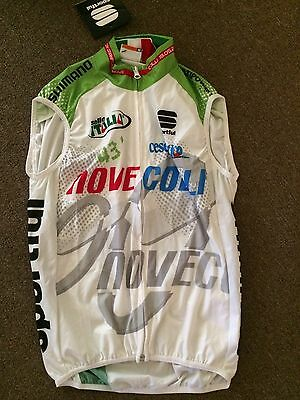 Cycling Gilet Sportful NOVE COLLI Limited Edition 41st Anniversary Size:S
