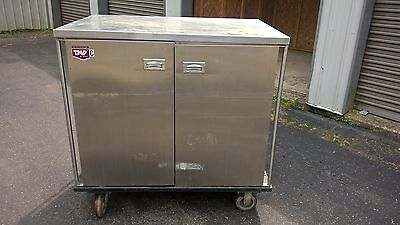 Catering Banquet Tray Cabinet, Storage Bakery Rack, Used