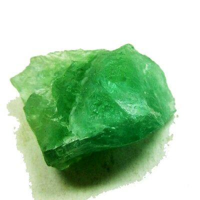 80.00Ct. Natural Untreated Fluorite Gemstone Mineral Rough ks 3066