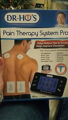 Dr-Ho's Pain Therapy System Pro - Black Model# PTS-IV