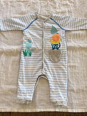 Designer Little Marc Jacobs Baby Grow