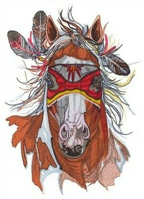Horses Collection - Machine Embroidery Designs On Cd