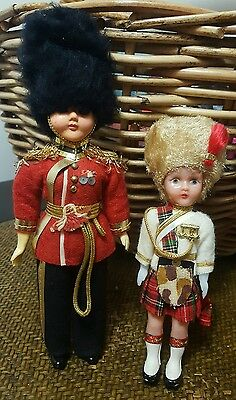 Beefeater guard dolls vintage