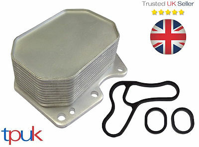 TRANSIT MK7 2006 ON 2.2 TDCi FWD OIL COOLER RADIATOR FORD WITH FREE GASKETS NEW