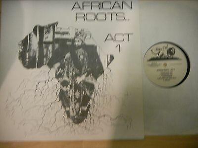 African Roots Lp  Act 1   Killer Wackies Dub Reggae