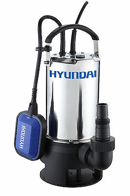 Hyundai 550w Electric Submersible Dirty Water Pump