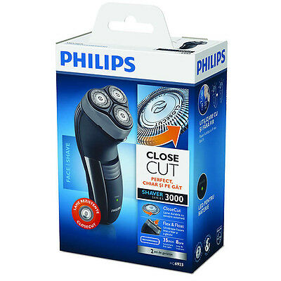 Philips Series 3000 Dry Cordless Electric Shaver NEW