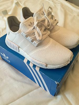 adidas NMD R1 Nomad Runner Champs Black White B39505 Shoes