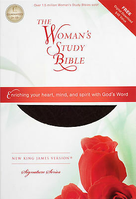 Woman's Study Bible – New King James Version (NKJV) (Christianity)