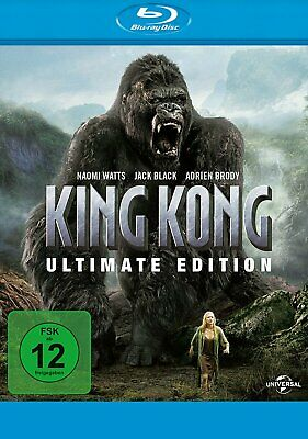King Kong - Ultimate Edition - Extended Version  # BLU-RAY-NEU