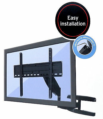 "Sandstrom SFMGL15 Full Motion Easy Glide 47-65"" TV/LCD Wall Mount VESA 600x400mm"