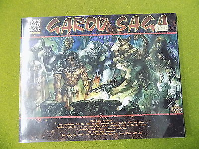 GAROU SAGA for Werewolf the Apocalypse White Wolf 13976