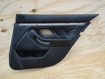 Bmw Series 5 E39 Rear Right Driver O/s Door Cover Trim Panel
