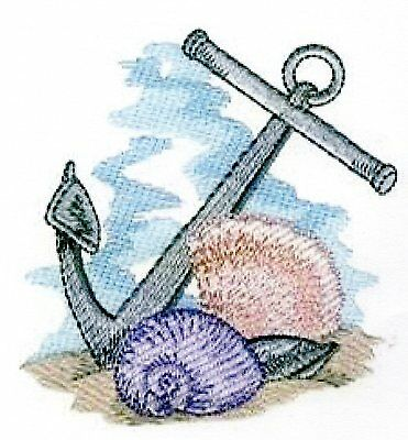 Sea Shells Collection - Machine Embroidery Designs On Cd