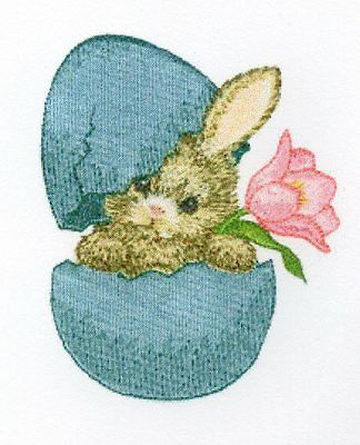 Easter Collection - Machine Embroidery Designs On Cd