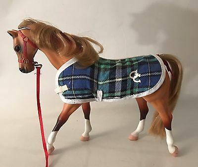 1996 Empire Toy Horse With Jacket, Great Condition Lot 8