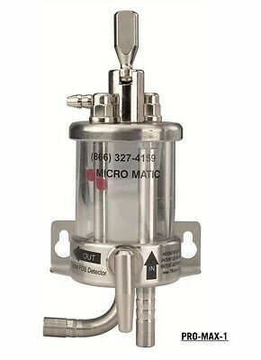 Micro Matic In-Line Profit Maximizer FOB - Stainless Steel
