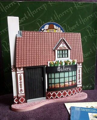 Robert Harrop Camberwick Green The Bakery Shop Front Limited Edition