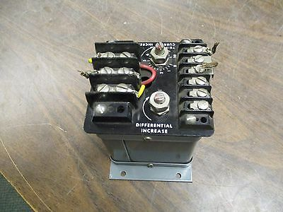 Cutler-Hammer Adjustable Current Transformer D60LA Ser. A1 Used