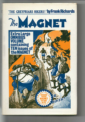 The Magnet - Billy Bunter - The Greyfriars Hikers  - 1973 - No 19 - OMNIBUS!!