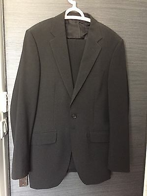 Costume Homme Noir Armand Thierry