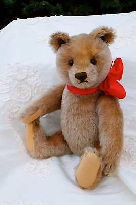 Antique / Vintage German Steiff Teddy Bear   Can you give ted  his new forever h