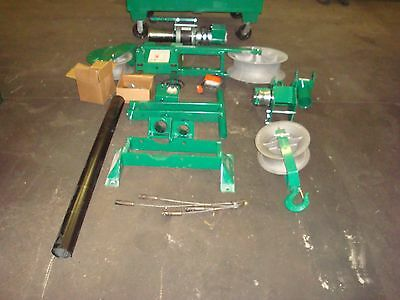 Greenlee 6802 Ultra Cable  Wire Tugger Puller Pulling  New Cond