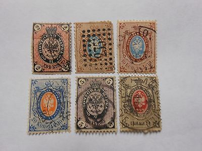 Timbres Russie
