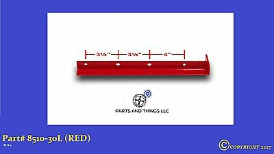 Caster Base - Right #8510-30R(RED)