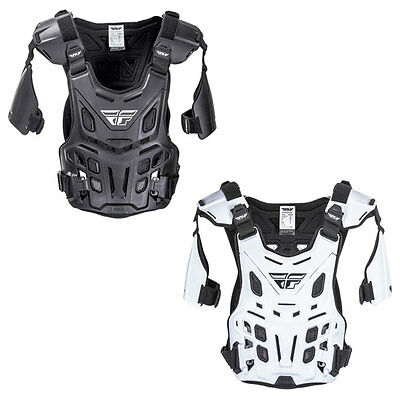 Fly Racing Revel Offroad Chest Protector MX Motocross Roost Guards