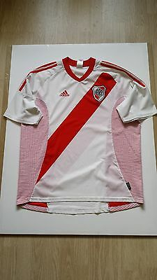 River Plate shirt jersey Trikot maillot maglia camiseta IN SUPERB CONDITION XL