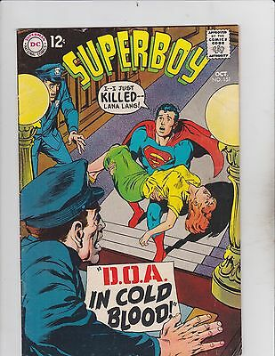 DC Comics! Superboy! Issue 151!