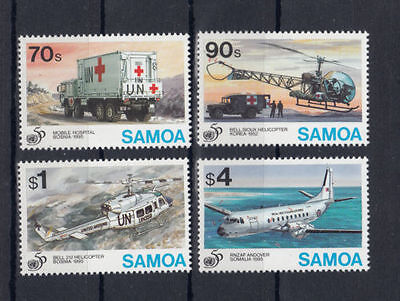 Samoa 1995 50th Anniv of United Nations - Red Cross  MNH