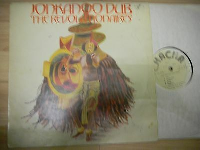 Revolutionaries Lp Jonkanoo Dub  Original Pressing