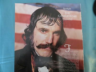 DANIEL DAY LEWIS Movie Memorabilia