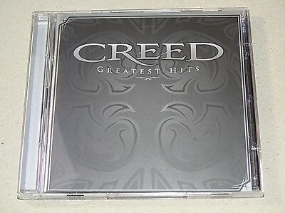 Cd Creed - Greatest Hits - Top Zustand