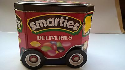 Smarties Tin bus
