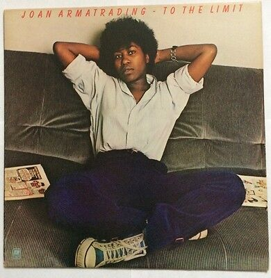 Joan Armatrading - To The Limit - A & M Records Vinyl LP AMLH 64732 VG+/VG+