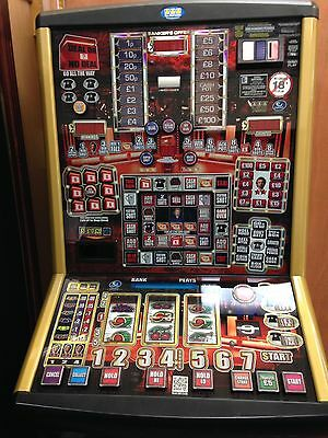 DEAL OR NO DEAL GO ALL THE WAY  £100 jackpot NOTE ACCEPTOR FITTED