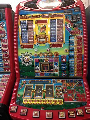 LADY LUCK TRAIL OF RICHES  £100 jackpot Fruit Machine